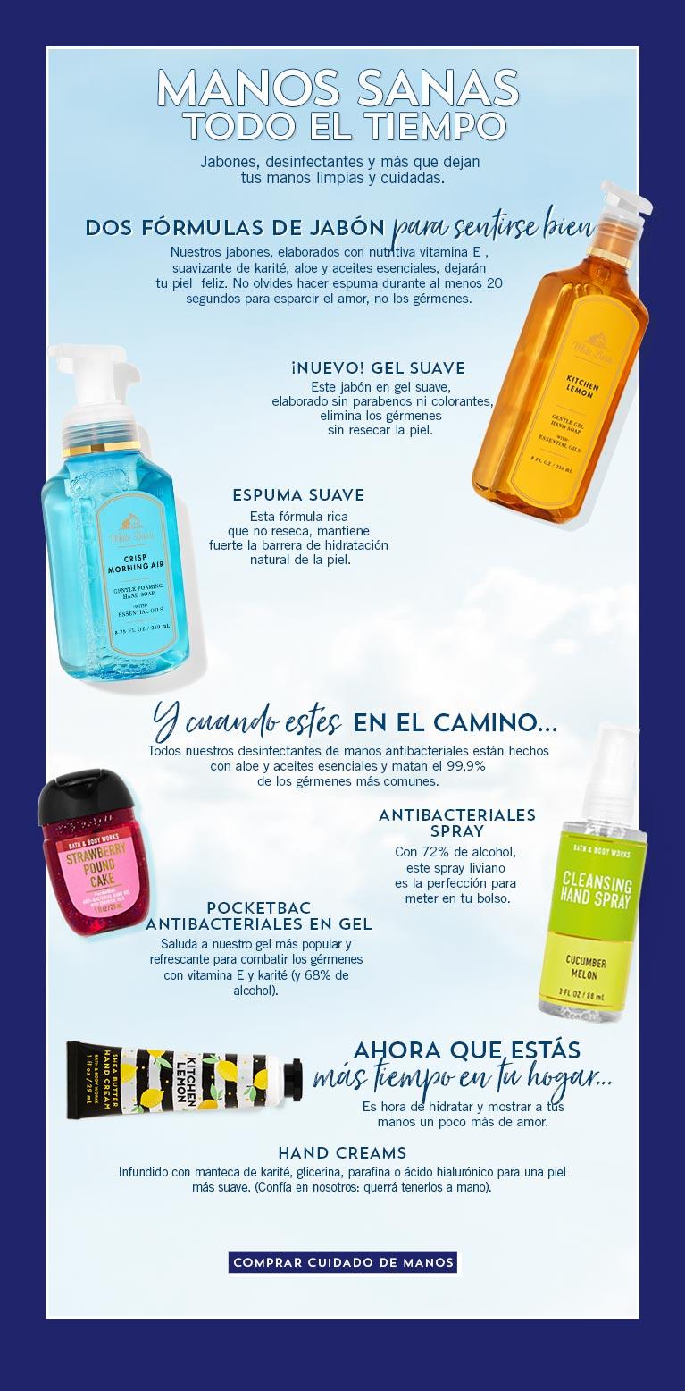 Jabones   Bath and Body Works Chile