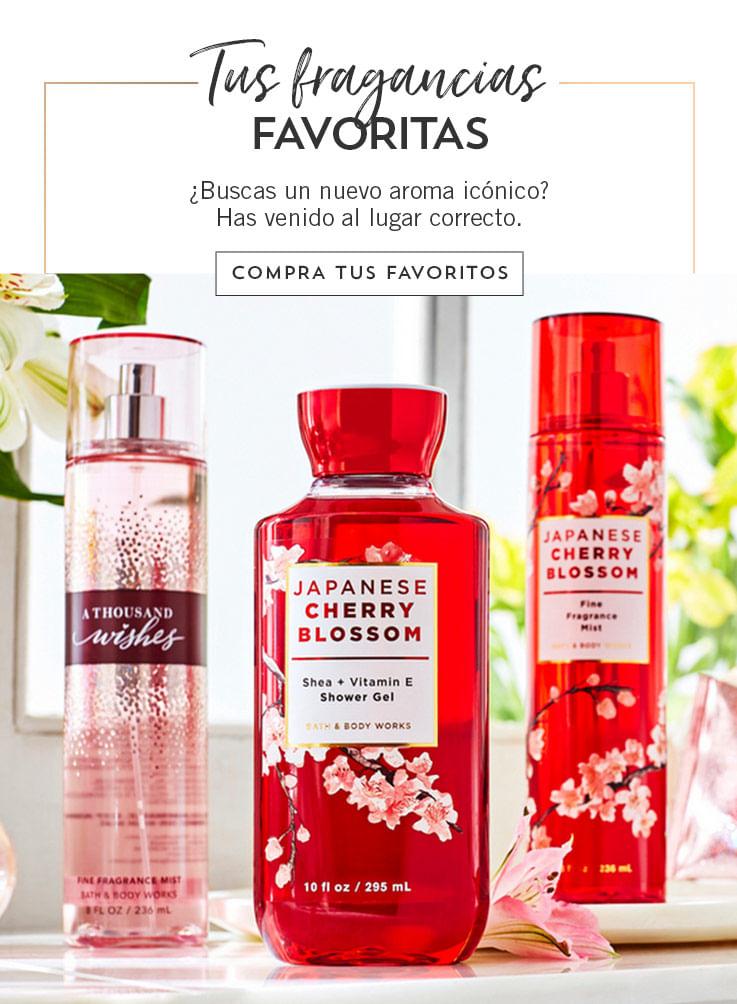 Aromas Icónicos   Bath and Body Works