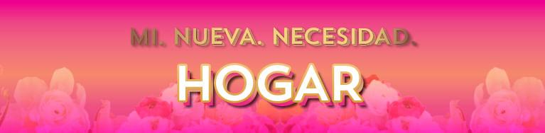 Mi nueva necesidad - Hogar