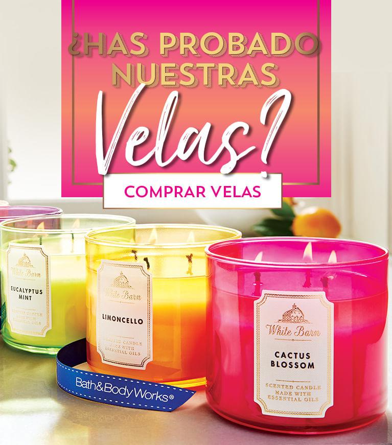 Velas | Bath and Body Works