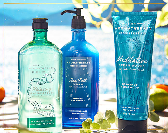 Aromatherapy   Bath and Body Works Chile