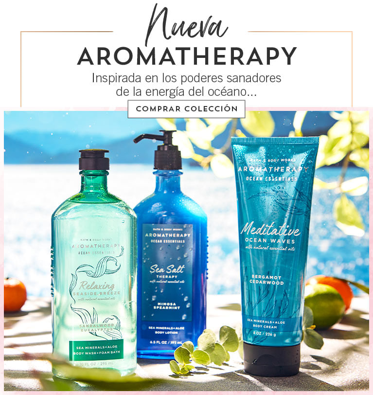 Aromatherapy | Bath and Body Works