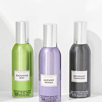 Aromatizantes en spray | Bath and Body Works