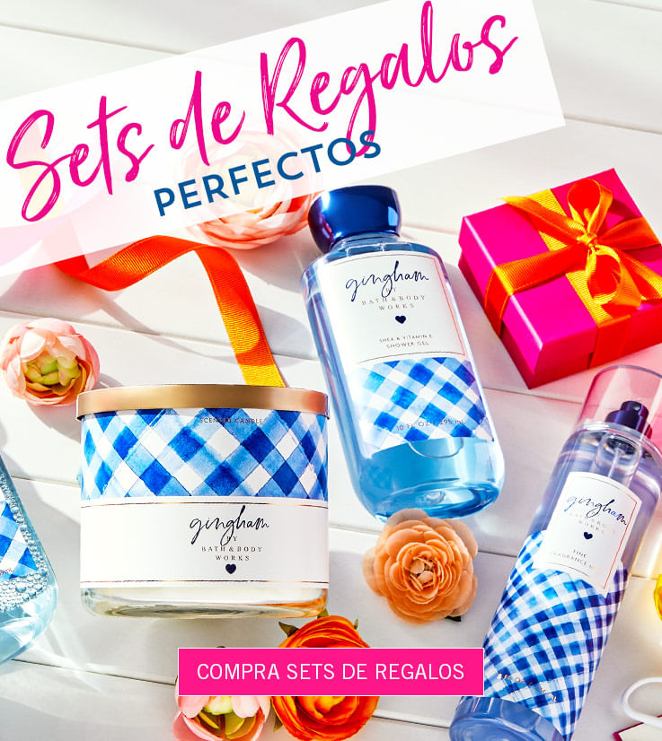 Regalos   Bath and Body Works Chile