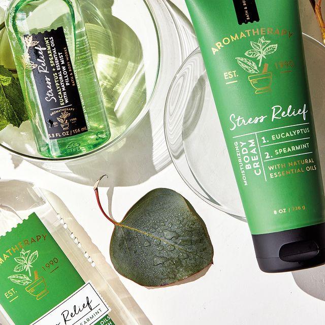 Instagram Aromatherapy | Bath and Body Works