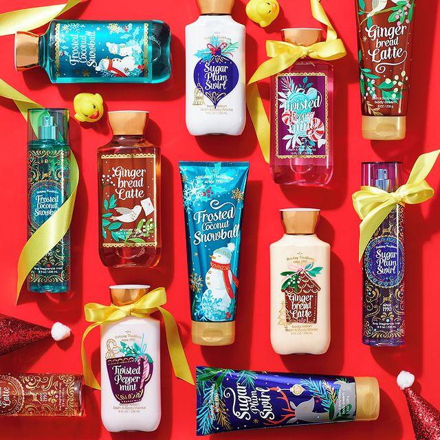 Instagram Navidad | Bath and Body Works