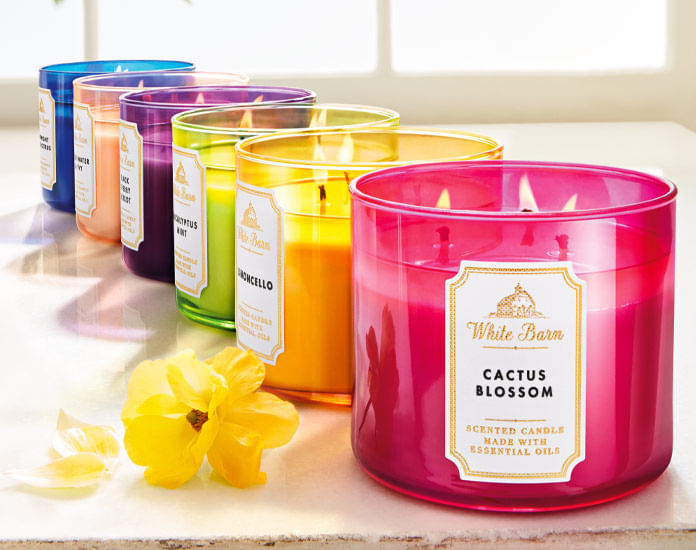 Velas   Bath and Body Works Chile